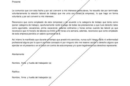 carta de aceptacion carta de renuncia carta de renuncia hd images