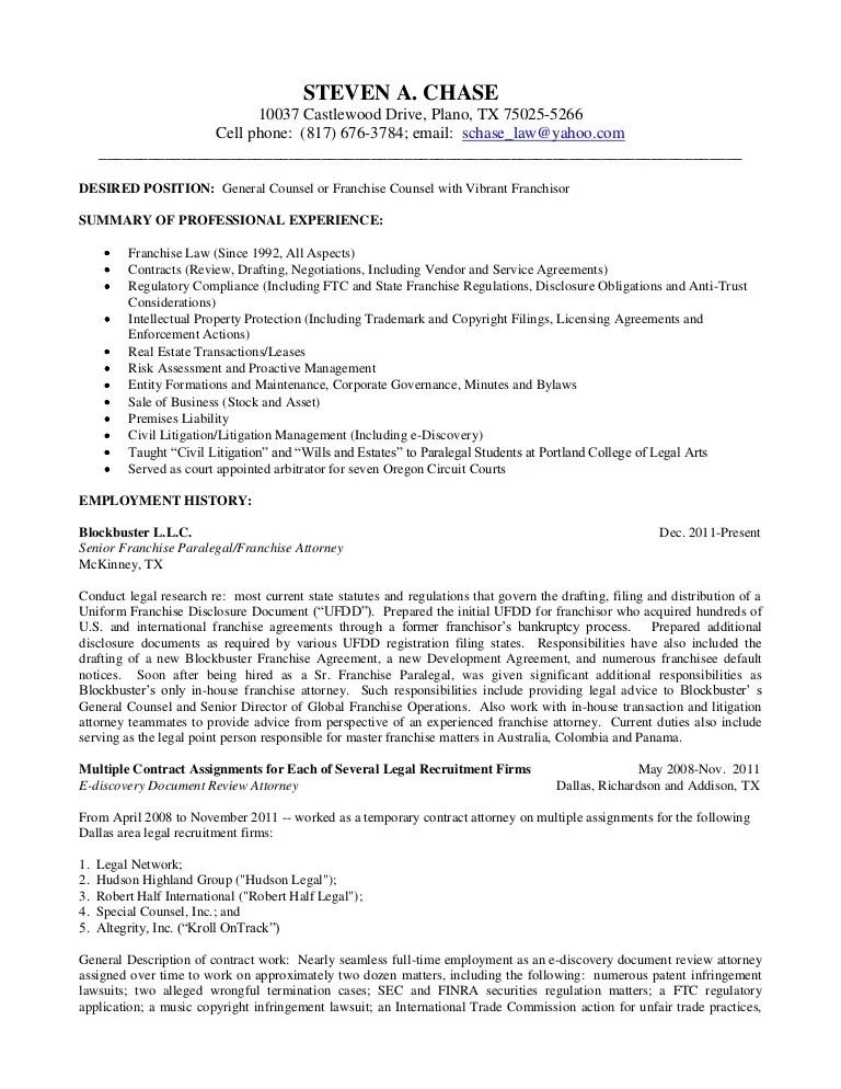 long version resume of steven chase april 24 2012 word 2007