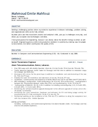 transmission engineer linkedin