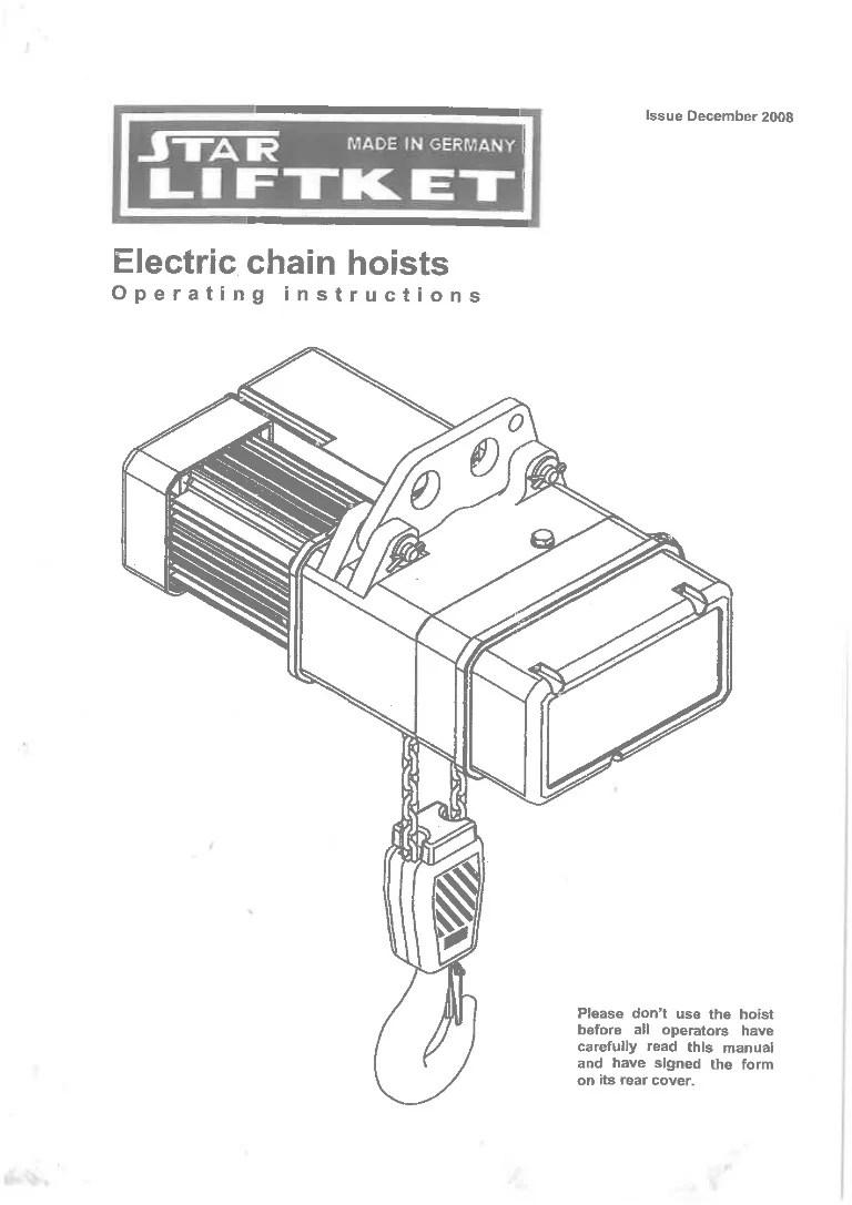 manualforliftketelectricalchainhoist 141204194318 conversion gate01 thumbnail 4?resize=665%2C941&ssl=1 hoist wiring diagram the best wiring diagram 2017 nitchi electric chain hoist wiring diagram at honlapkeszites.co