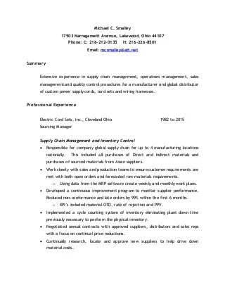 resume sourcing newsound co
