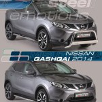 Nissan Qashqai 2014 Accessoires 4x4 Discount