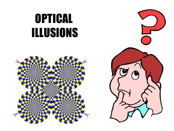 optical illusions school presentation # 20
