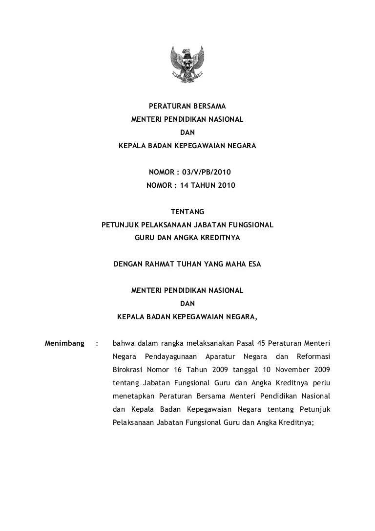 19 Contoh Surat Keputusan Sementara