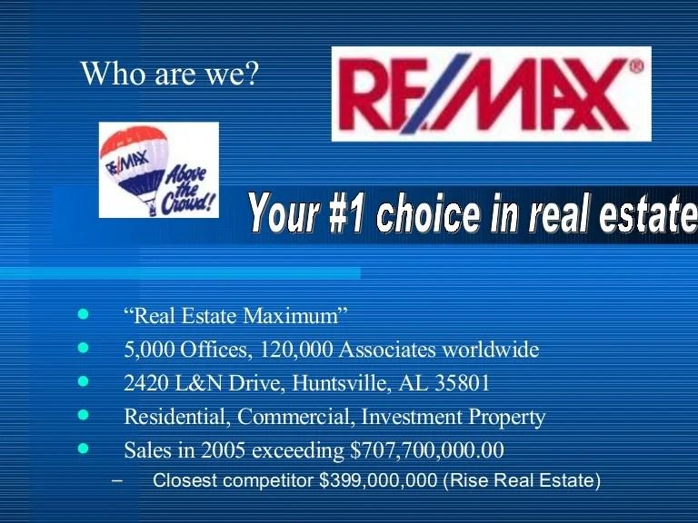 Listing Presentation Template. real estate listing presentation ...