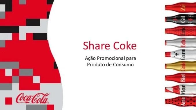 Invent Coca Cola Share Coke