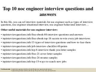 noc engineer linkedin