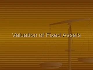 fixed assets linkedin