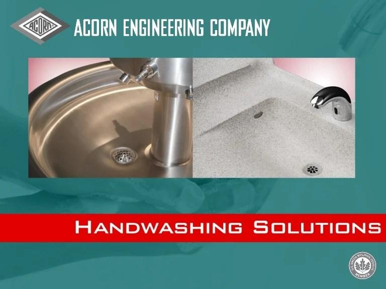 acorn engineering meridian wash ware
