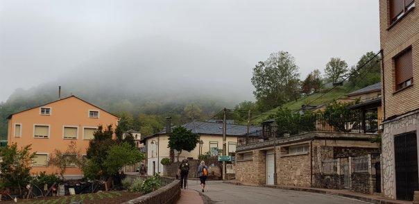 Door de Valcarce vallei