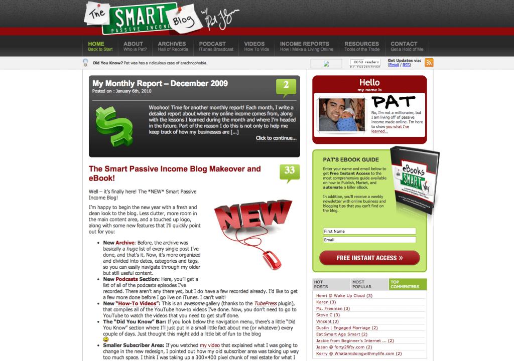 SPI site iteration 5
