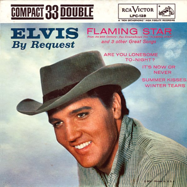 Elvis By Request – Flaming Star
