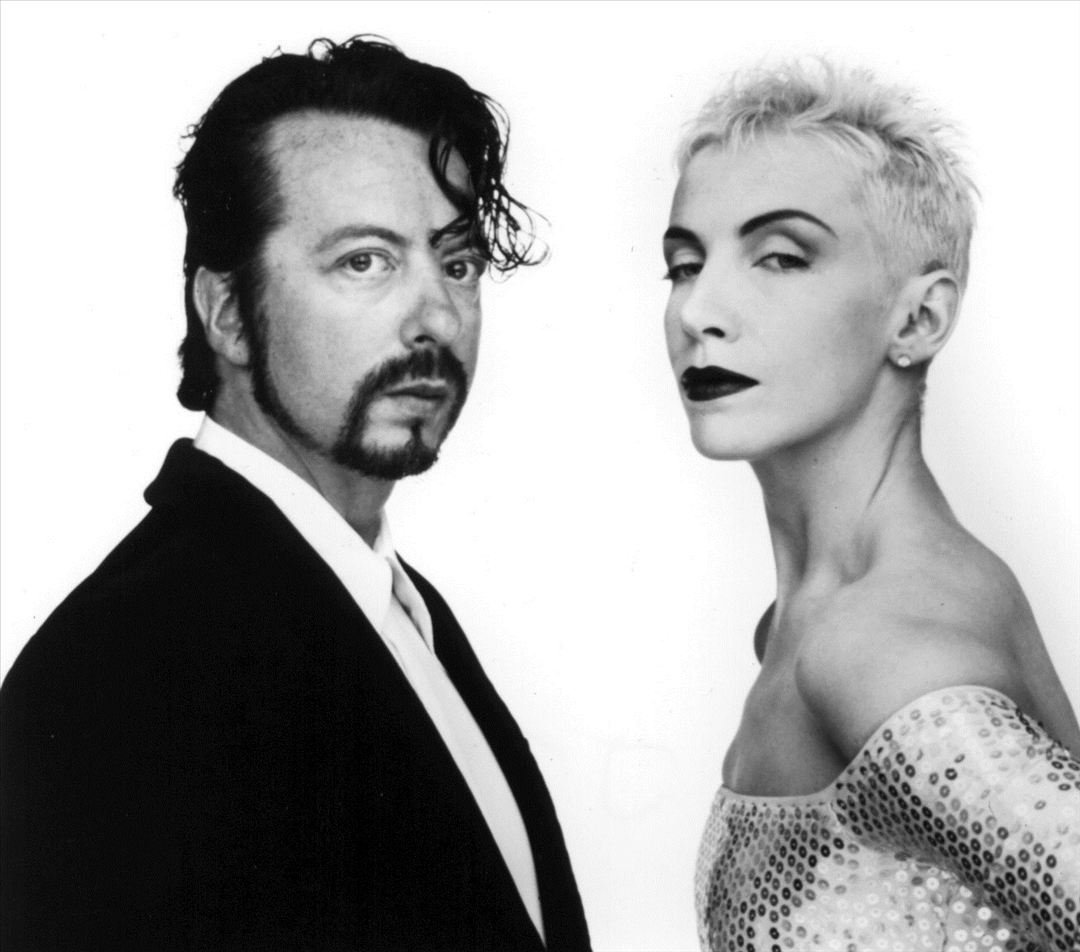 Eurythmics Legacy Recordings