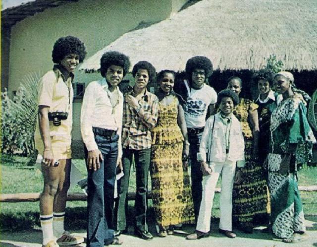 Michael Jackson in Senegal