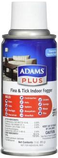 adams plus flea and tick indoor fogger image