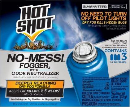 hot shot fogger no mess image
