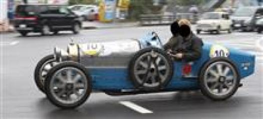 LFMM2015 #10  Bugatti T35 Grand Prix Lyon