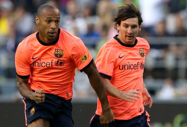 Thierry Henry: Lionel Messi Has An Ego