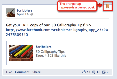 scribblers call to action