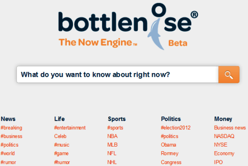 bottlenose search