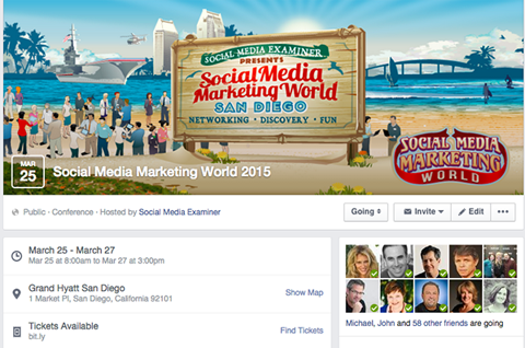 smmw15 facebook event page