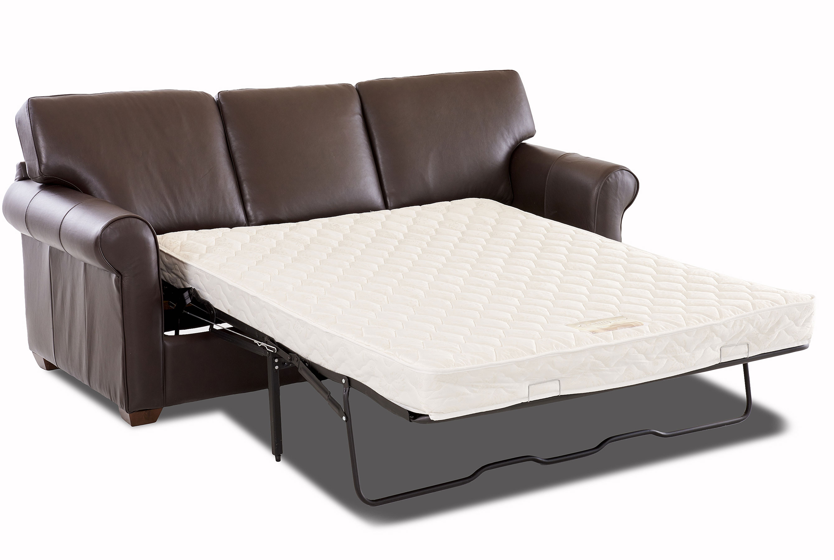Canoy 91 All Leather Queen Sleeper Sofas And Sectionals