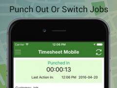 Timesheet Mobile       7 4 1 Free Download Timesheet Mobile       7 4 1 Screenshot