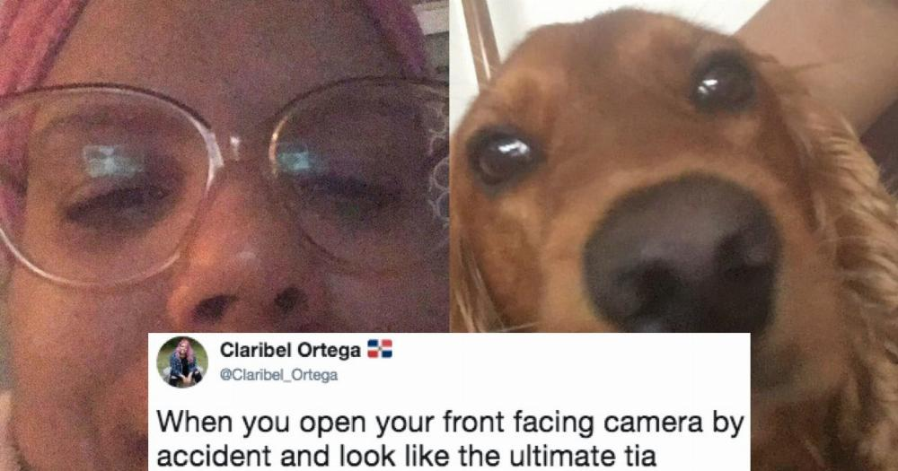 Front Camera Meme By Zurieleaparza Memedroid