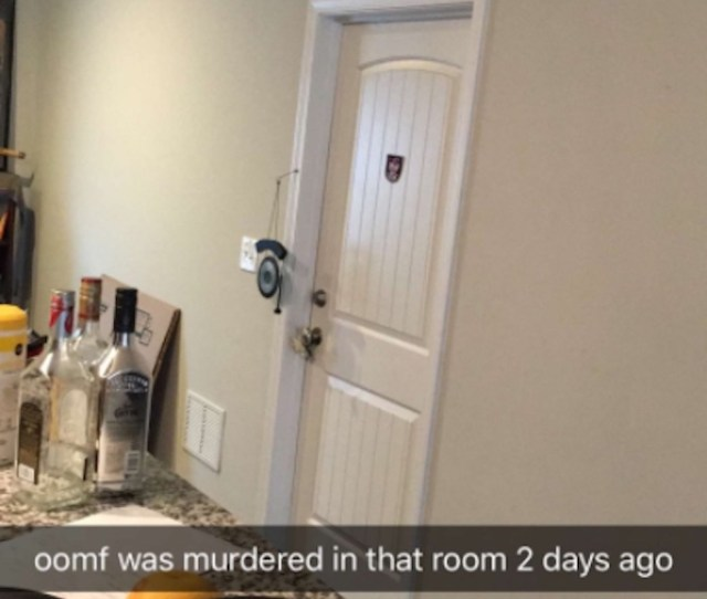 Man Live Tweets In Horror After Roommate Murders Someone In Their Apartment