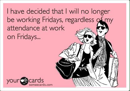 work attendance