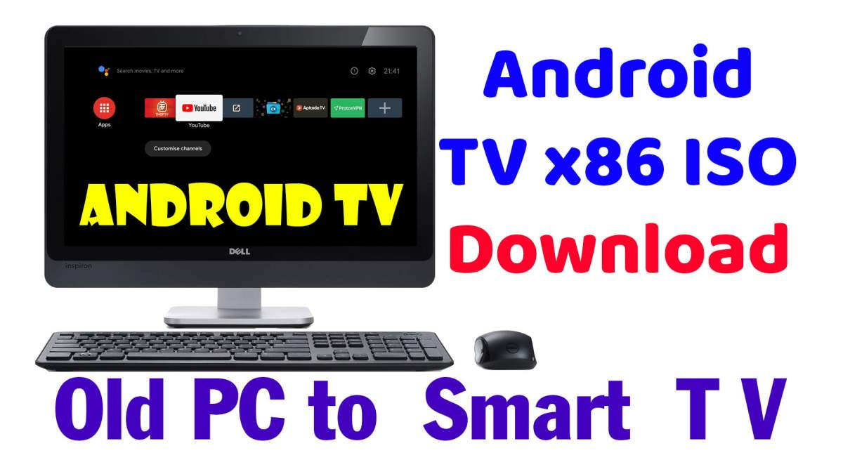 Android TV x86 ISO