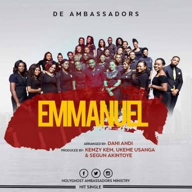 DE Ambassadors - Emmanuel Mp3 Download