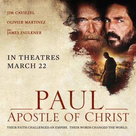 Paul, Apostle of Christ 2018 (HD) full movie download