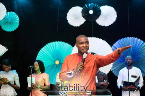 Apostle Joshua Selman Nimmak Spiritual Stability  Mp3 Download