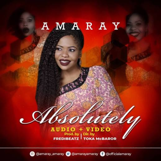 Amaray Absolutely Mp3 Download