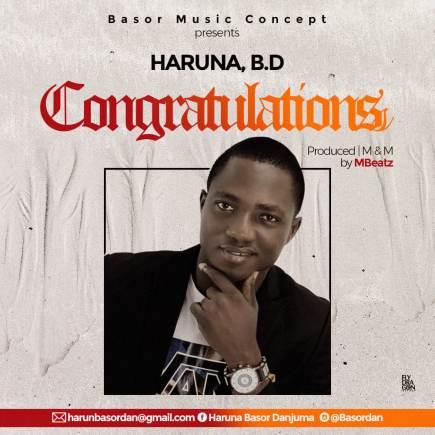 Haruna, B.D - Congratulations Mp3 Download