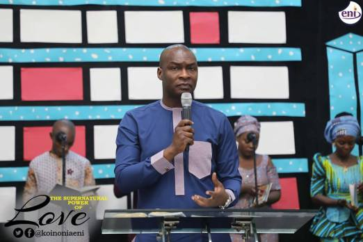 Apostle Joshua Selman Nimmak - The Supernatural Power Of Love Mp3 Download