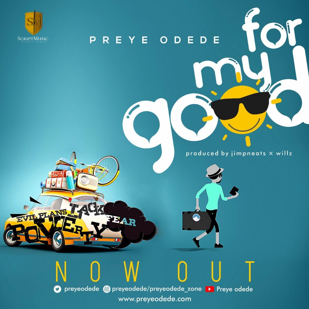 Boom! Preye Odede Follows