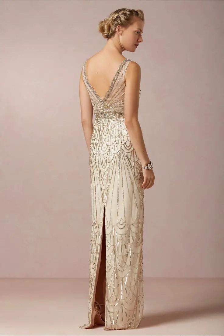 a4b0b8e4416 Great Gatsby Party Dress In Ivory By Nataya - Gomes Weine AG