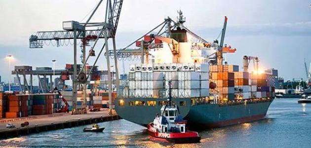 وسائل النقل البحرية سطور
