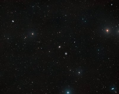 No Darkness Found In The Galaxy - image on https://sattvnews24.com