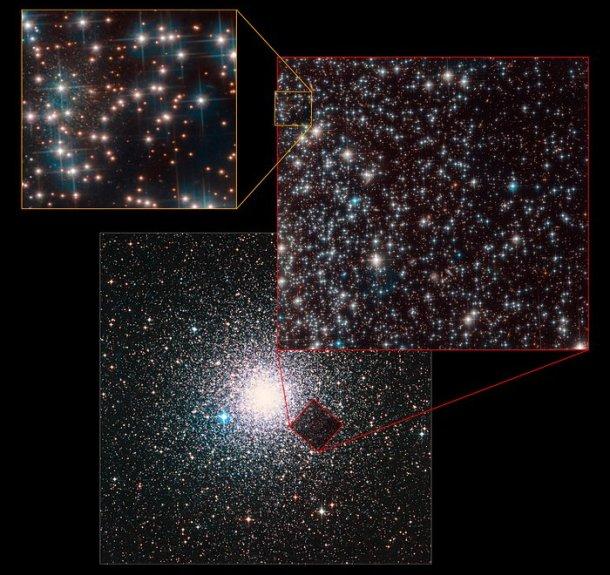 NGC 6752'de Bedin 1