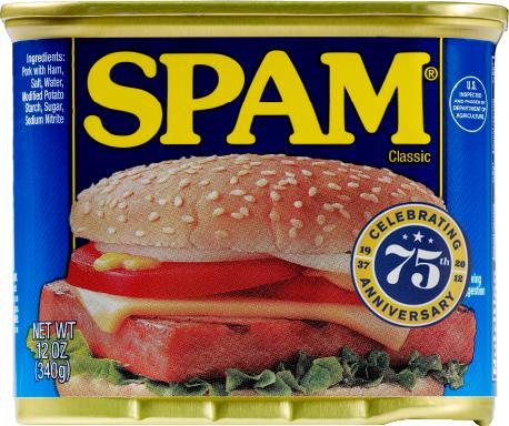 Classic Spam