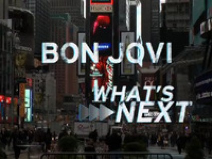 Bon Jovi: What's Next -- airing in 3D on DirectTV