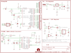 How to Read a Schematic  learnsparkfun
