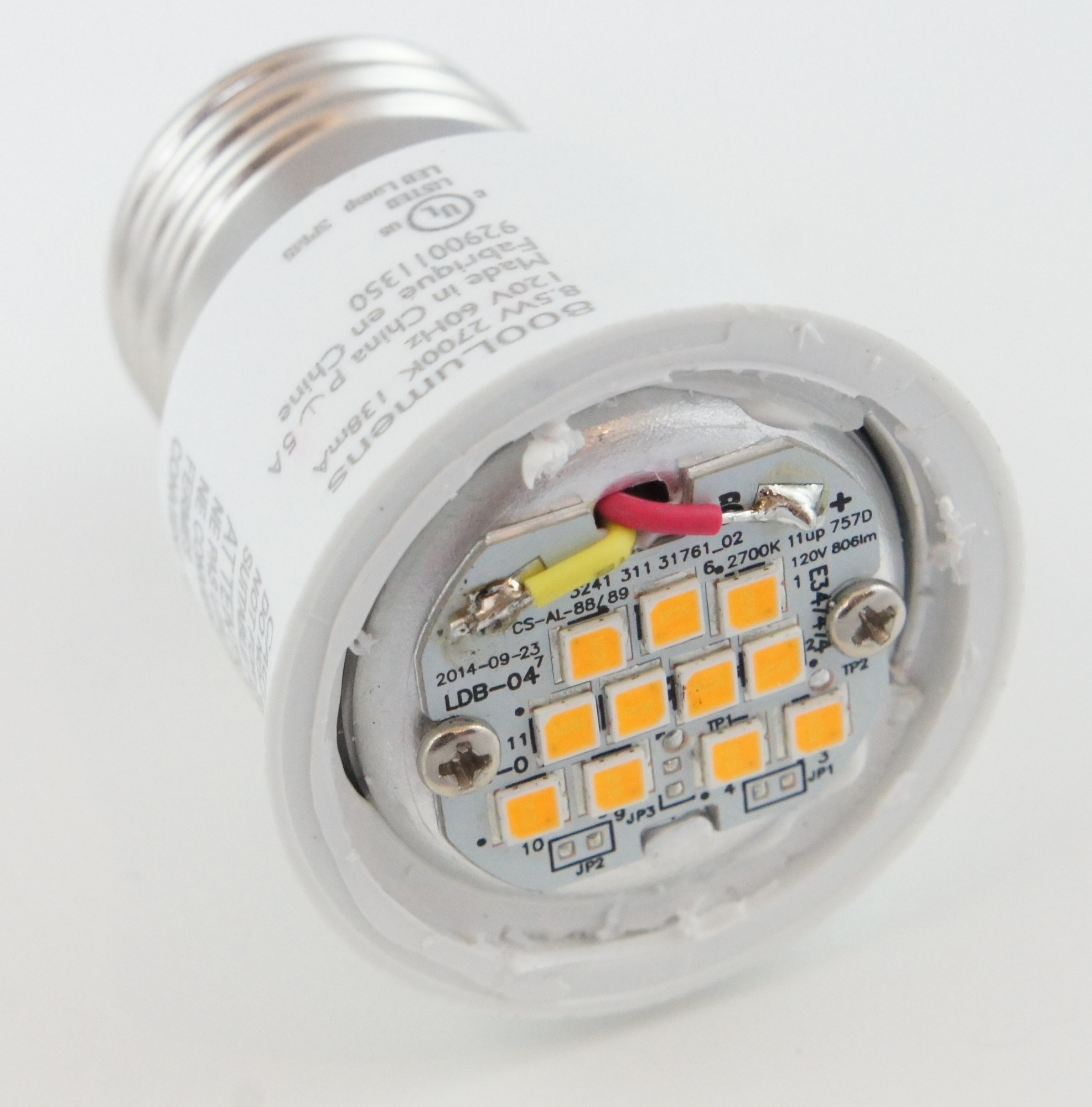 Battery Pack For Led Lights