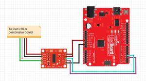 Load Cell Amplifier HX711 Breakout Hookup Guide  learnsparkfun