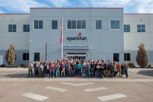 Join the SparkFun team!