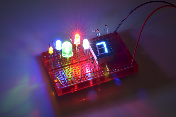 Examples of LEDs
