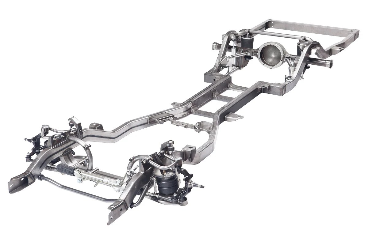 Art Morrison Introduces New Gt Sport Chassis For 65 Chevrolets